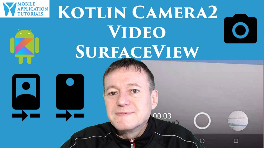 Kotlin camera2 API SurfaceView