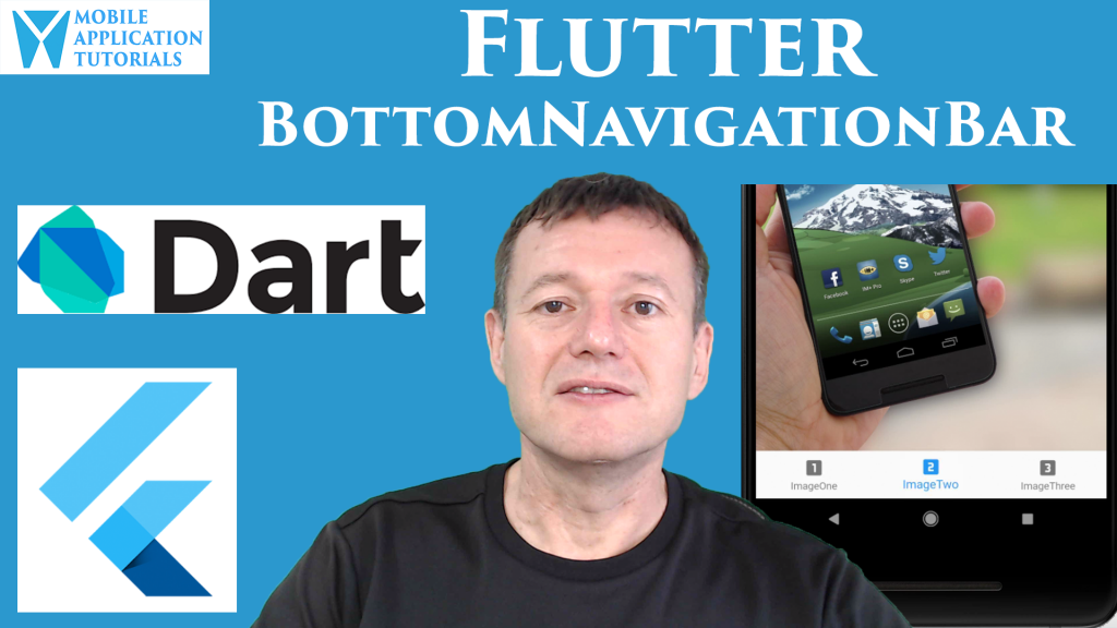 flutter BottomNavigationBar