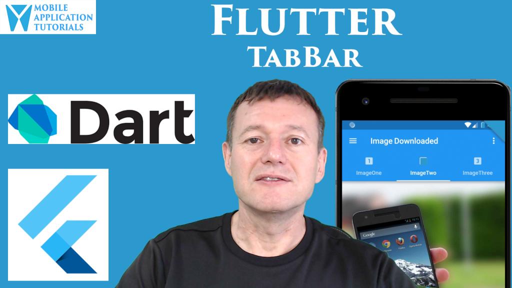 flutter TabBar