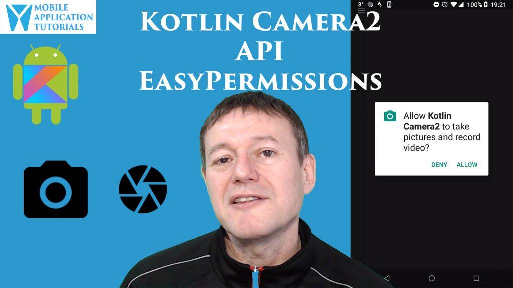 kotlin android camera2 api easypermissions