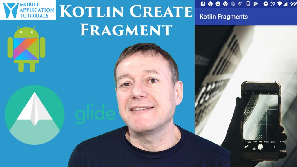 Kotlin Android Fragment
