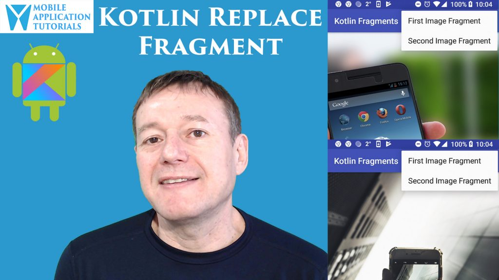 Kotlin Android Switch Fragment