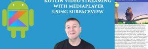 MediaPlayer Video Streaming with SurfaceView
