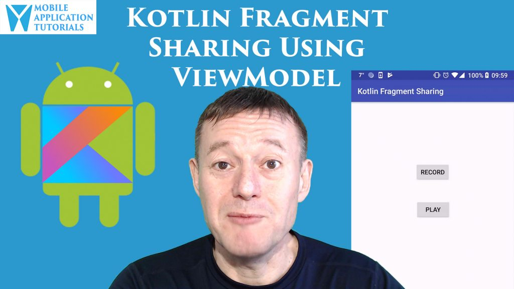 kotlin android fragment viewmodel