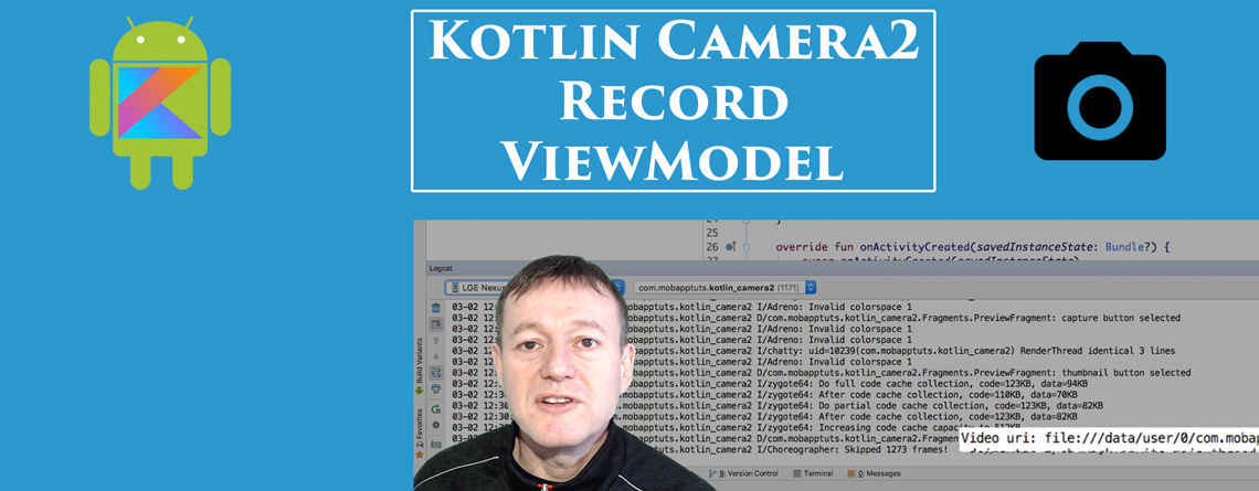 Kotlin Camera2 API ViewModel sharing Uri