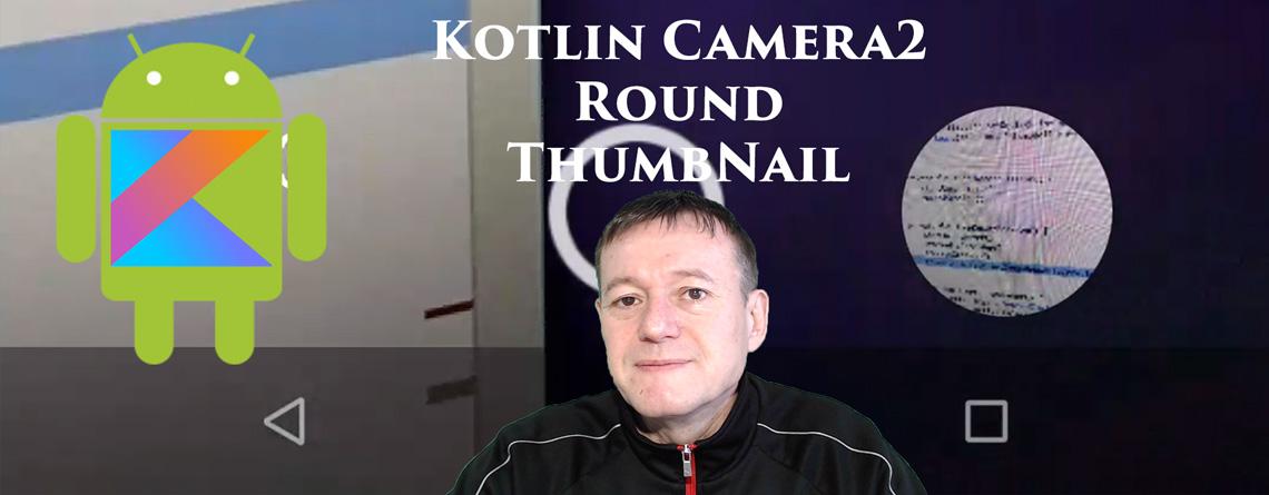 Kotlin Camera2 API Video Thumbnail