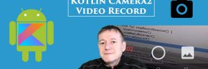 Kotlin camera2 API rear video capture