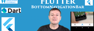 Flutter Bottom Navigation Bar