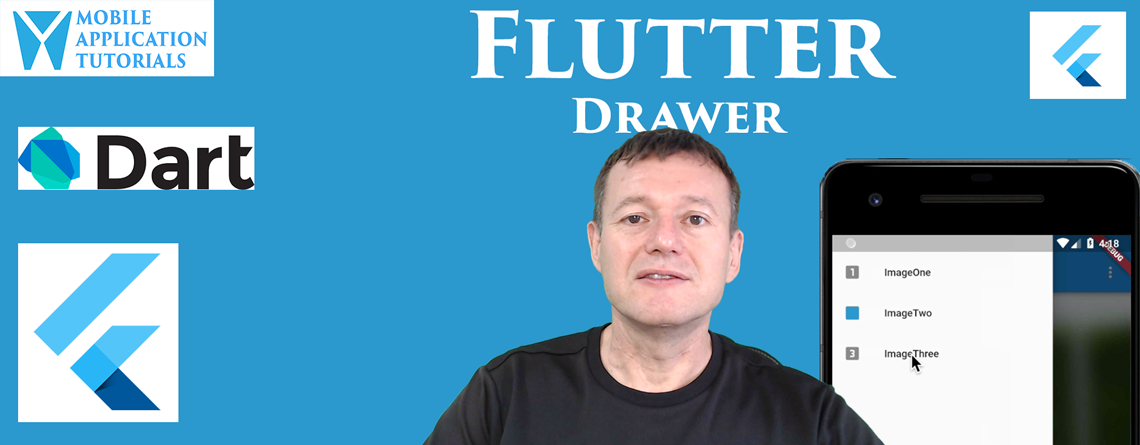 Flutter Drawer