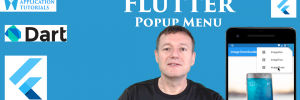 Flutter Popup Menu