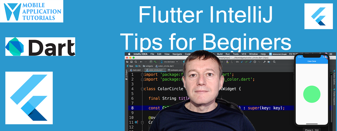 Flutter IntelliJ Tips for Beginners