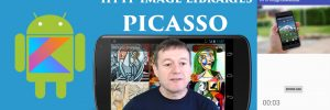 Kotlin Android Image Download with Picasso