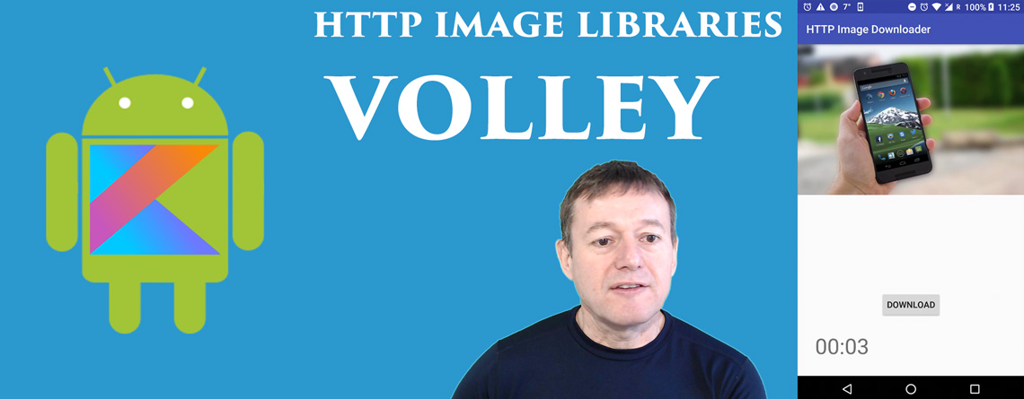 Kotlin Android Image Download with Volley