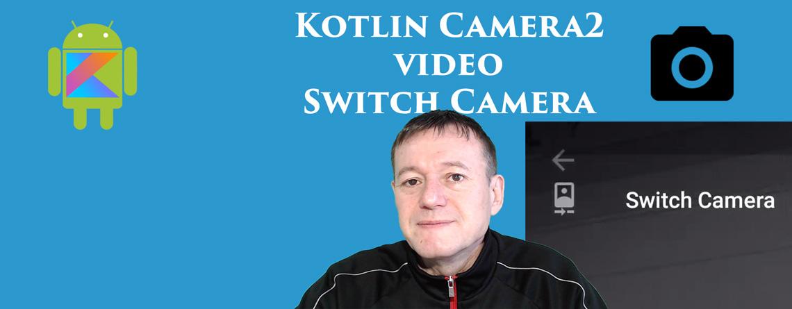 Kotlin camera2 front video capture