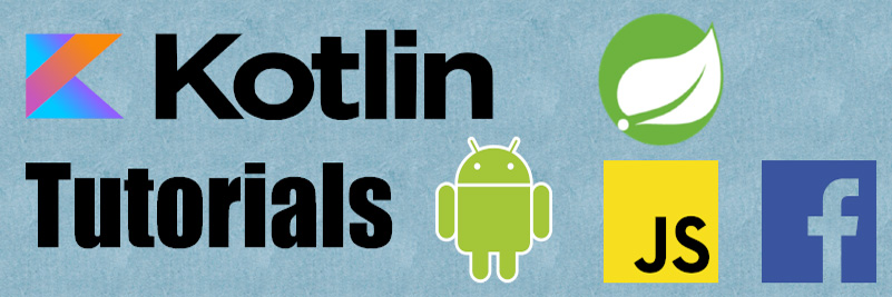 Kotlin Tutorials
